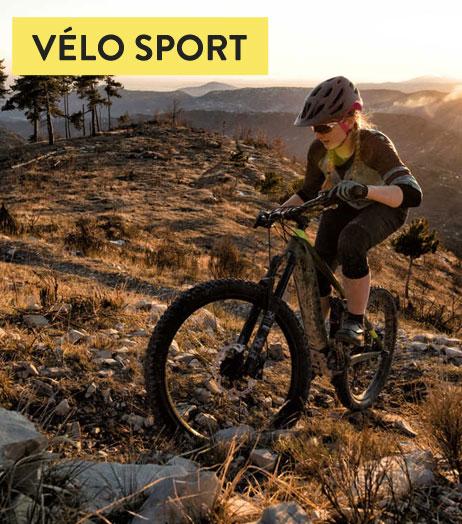 Vélo électrique Sport (VTTAE)